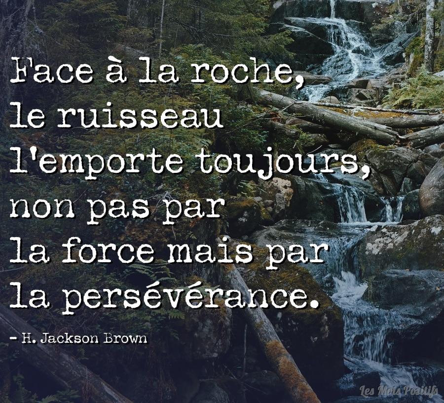 Citation 15 citations sur la persévérance qui vous aideront à atteindre le succès