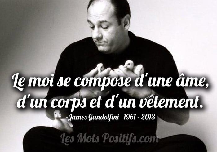 À la mémoire de James Gandolfini (1961 – 2013)
