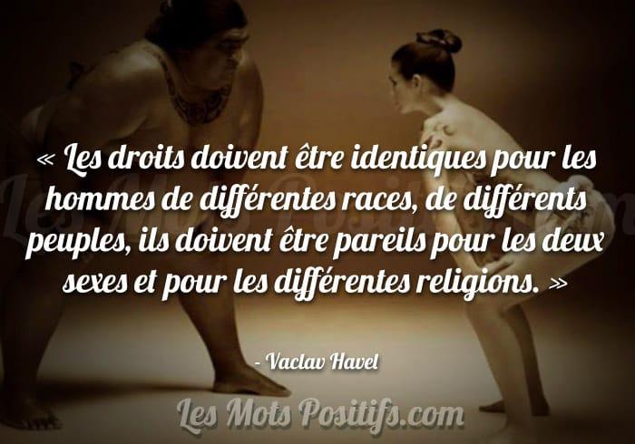 La différence entre les humains