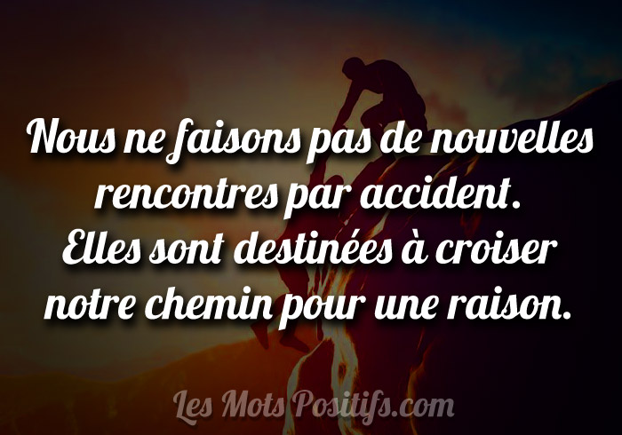 citation belle rencontre amoureuse