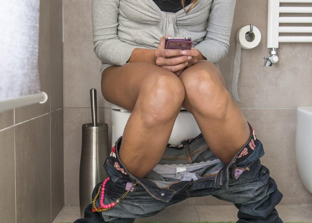 Citation Facebook vous accompagne-t-il aux toilettes ?