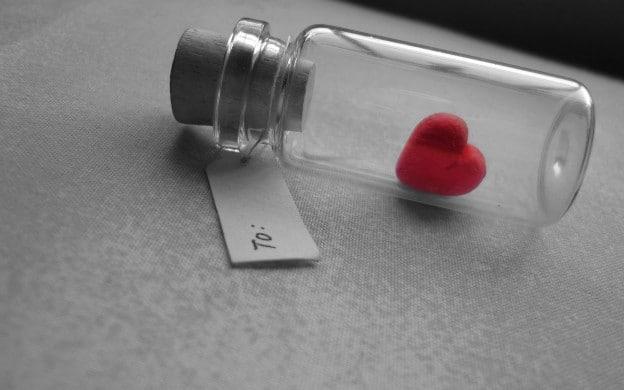 La quantité d'amour