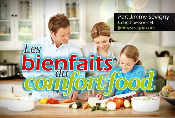 Citation Les bienfaits du comfort food