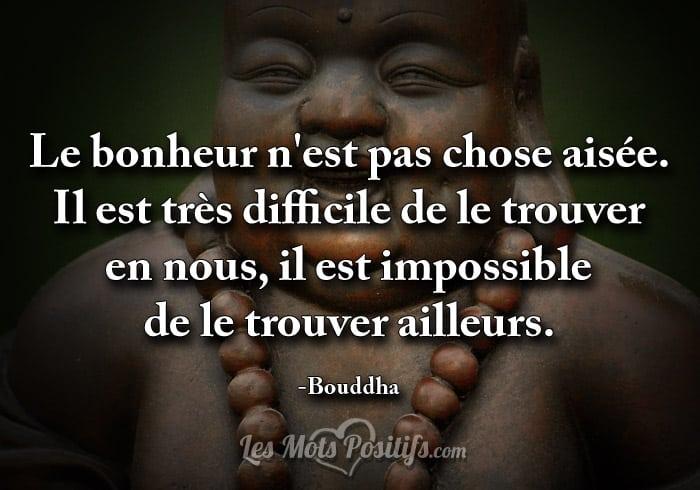 Très Citations positives et proverbes positifs   Bouddha   Les Mots  FW76