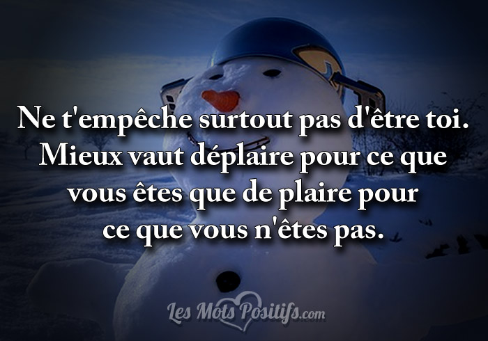Citation Sois toi