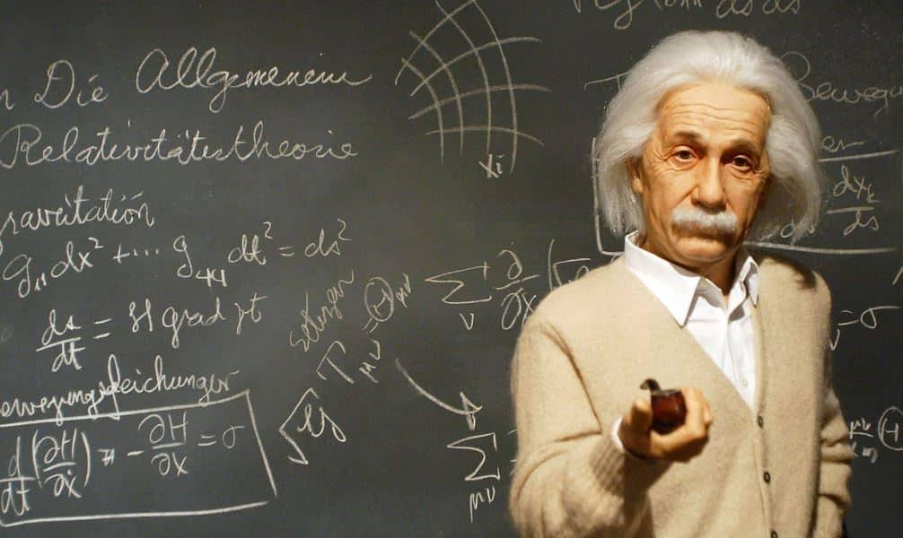 Citation Les 30 leçons de vie d'Albert Einstein