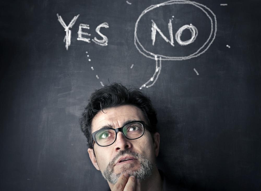 Citation Apprendre à dire non