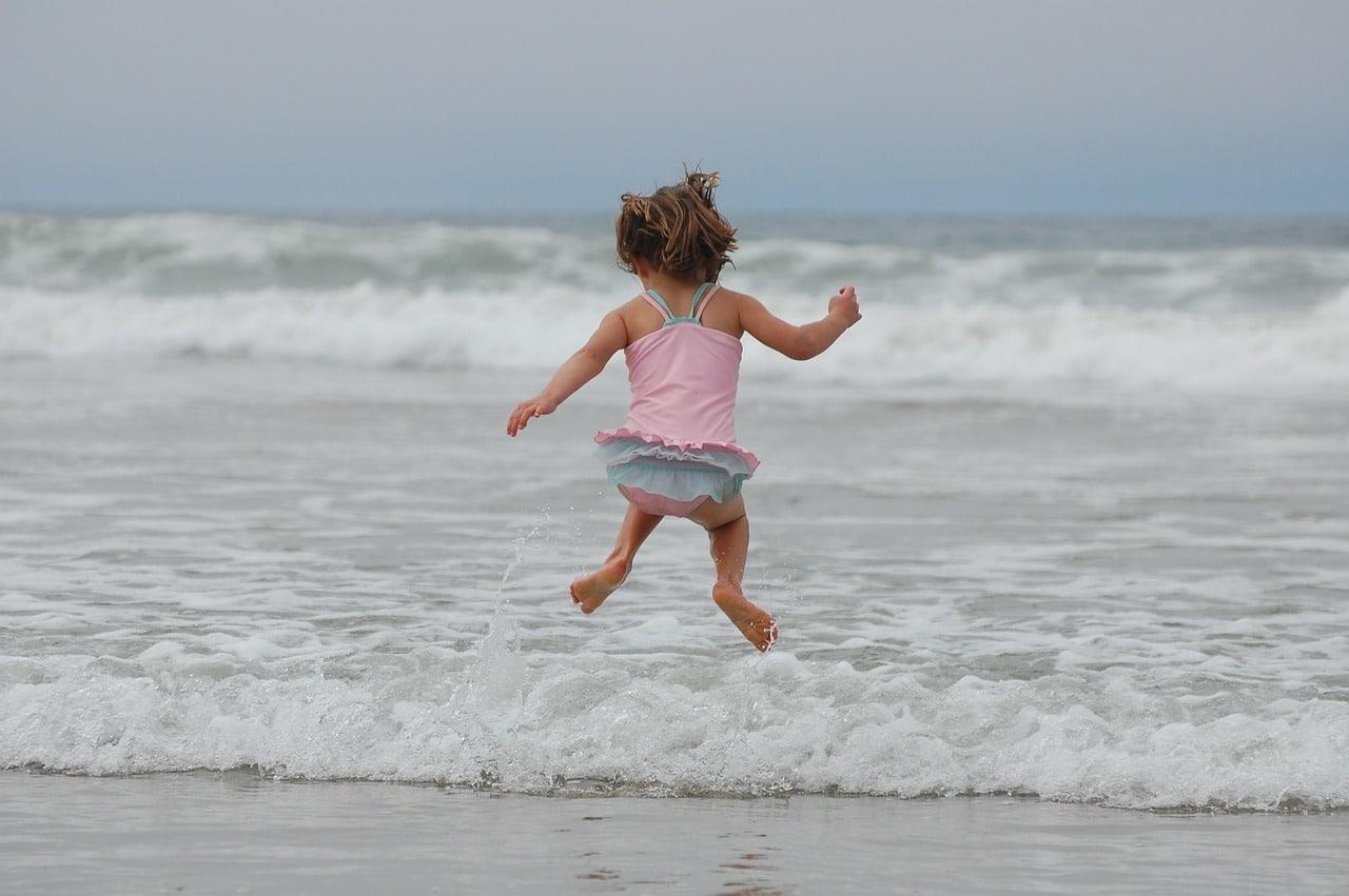 Citation Jette-toi à l'eau et viens nager!
