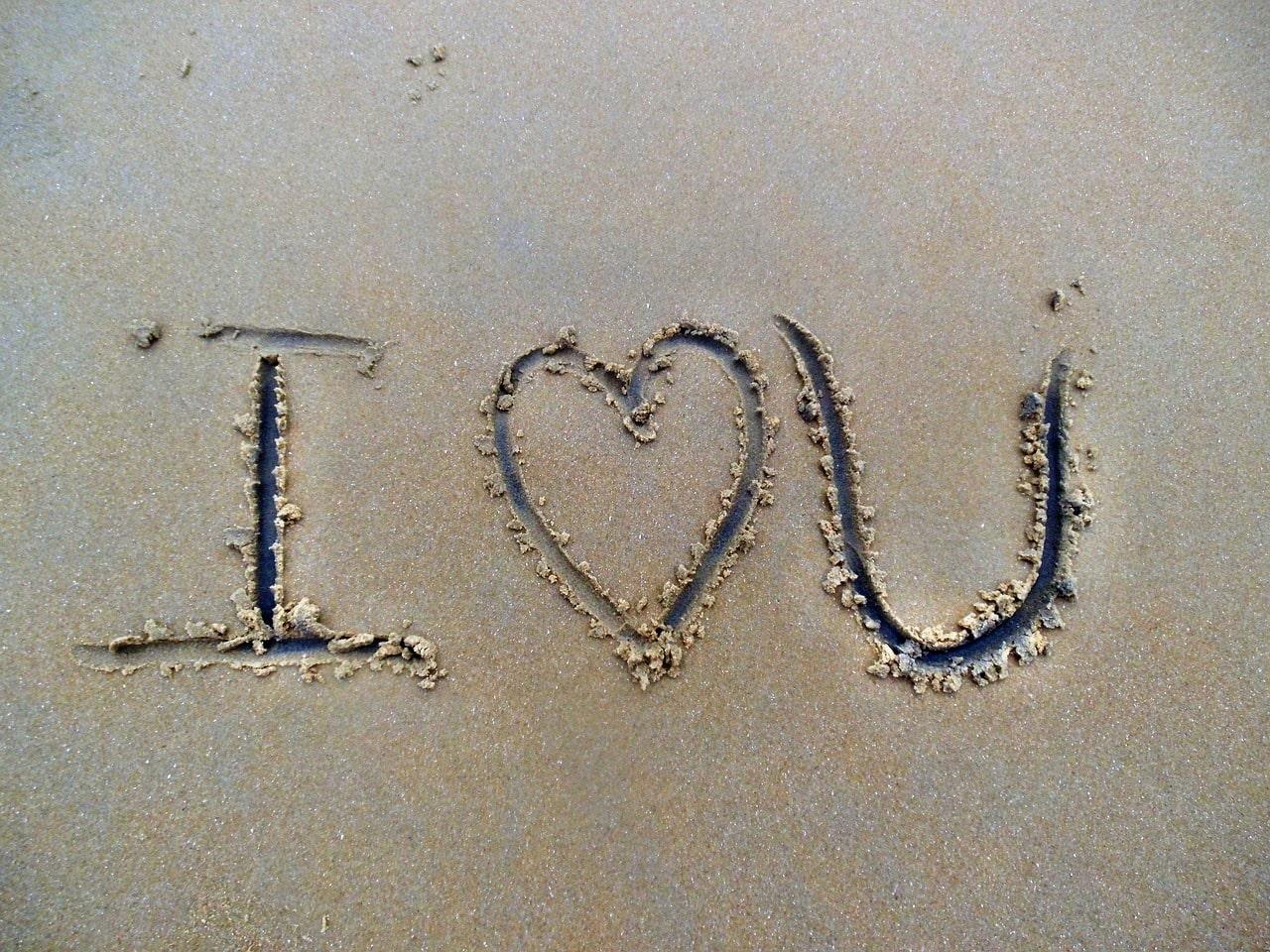 Citation Qu'es ce que l'amour et doit-on se dire «JE T'AIME» à tout vent et à tout le monde ?