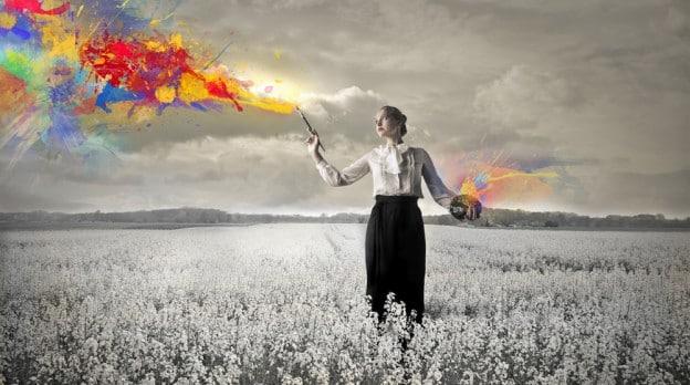 Le pouvoir de la créativité, un sentiment enivrant