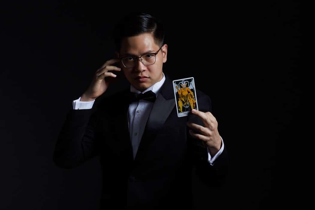 Citation Les failles de votre cerveau qu'exploitent les magiciens et les manipulateurs