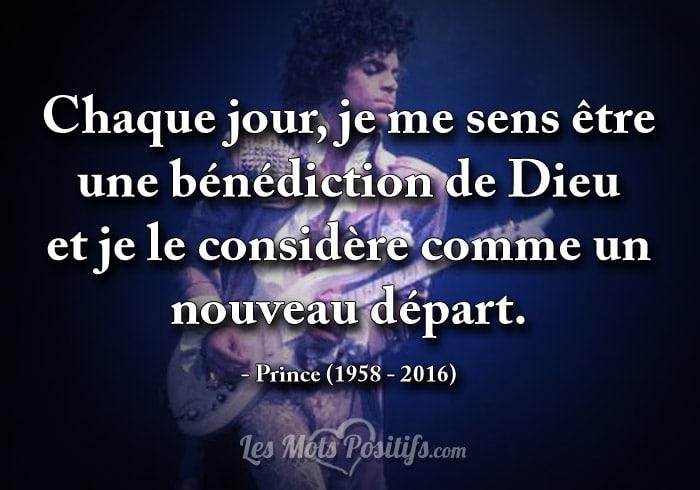 Hommage à Prince (1978 -2016)