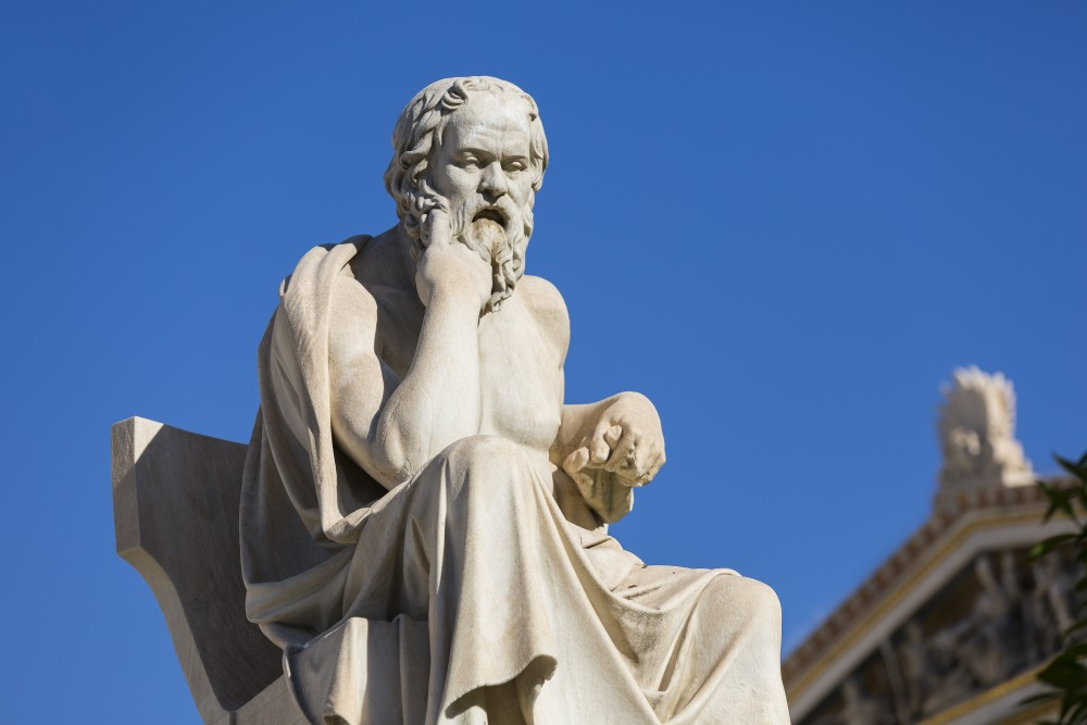 Citation Ces 25 citations de Socrate qui vous remettront en question sur la vie