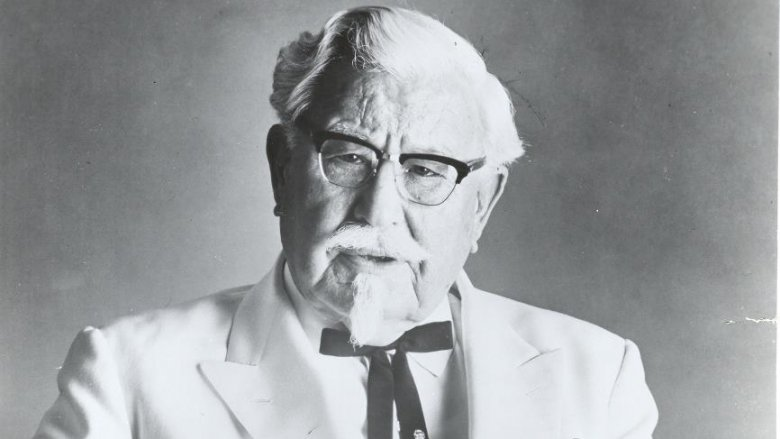 Citation Colonel Sanders : Une histoire de persévérance