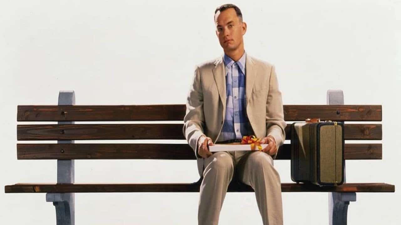 Citation Leçons de films : Je m'appelle Forrest, Forrest Gump