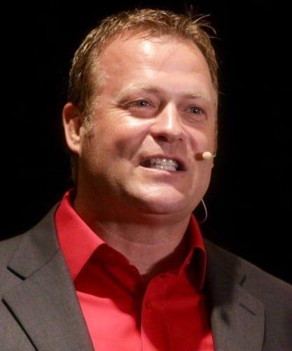 Patrick Leroux CSP HoF, Conférencier professionnel