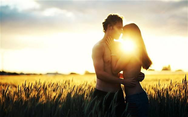 De la sensation à l'amour divin