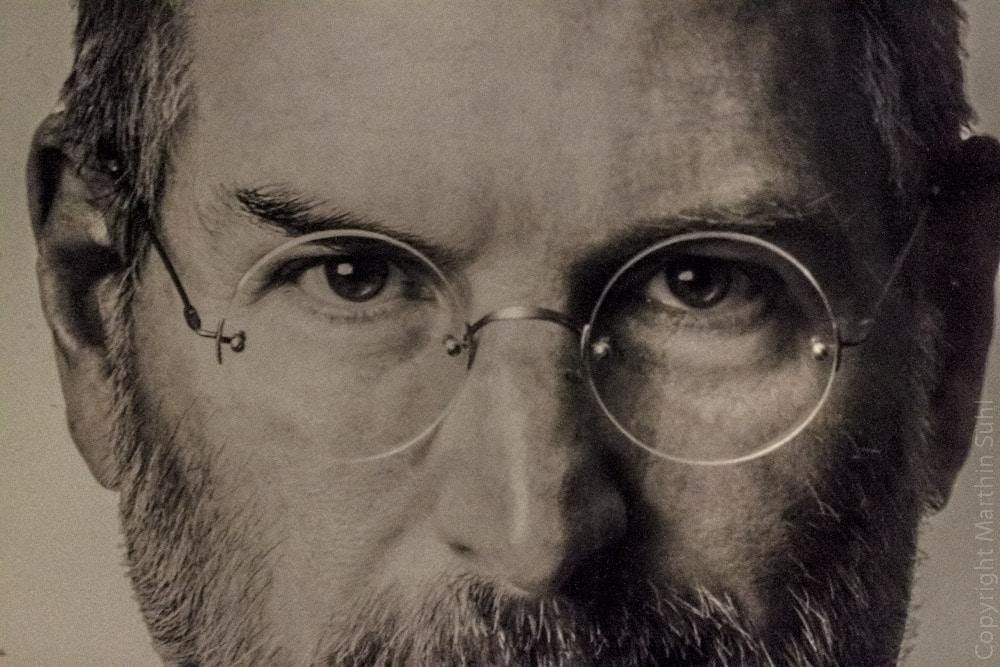 Citation 11 citations inspirantes de Steve Jobs