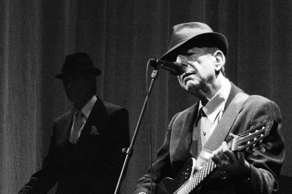Citation 14 citations hommages à Leonard Cohen