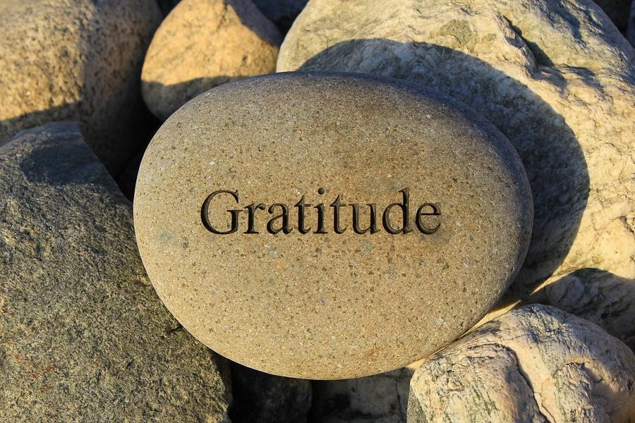 Citation 5 bonnes raisons de faire preuve de gratitude