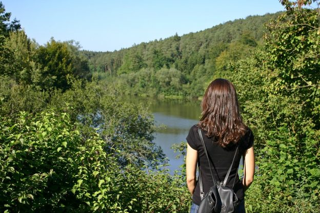 Objectif sérénité: marchons en pleine nature