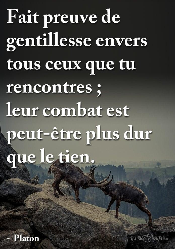 gentillesse_platon