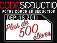 500 éleves votre coach en séduction