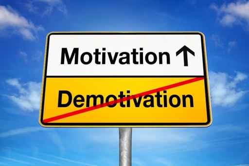 Démotivation : Indices d'apparition, causes, et solutions, on vous dévoile tout !