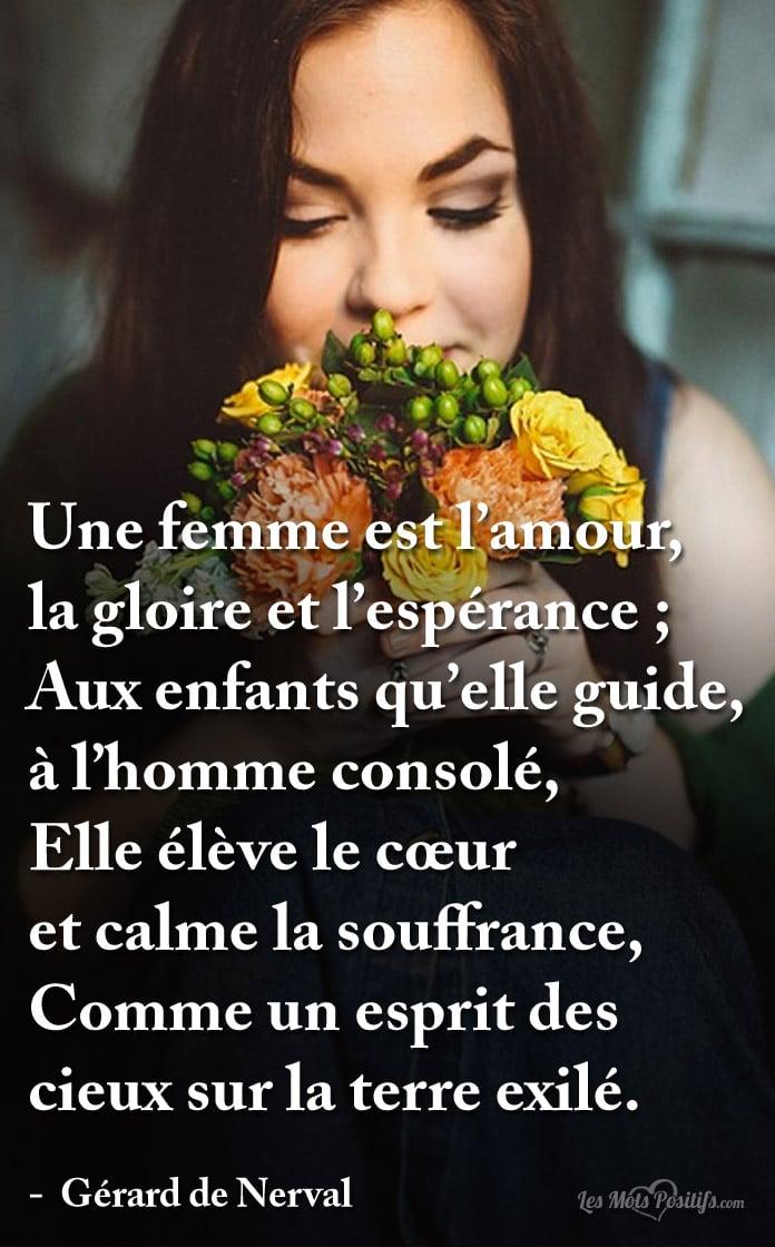 Très Bonne journée de la femme | Citation positive et proverbe positif  ZT84