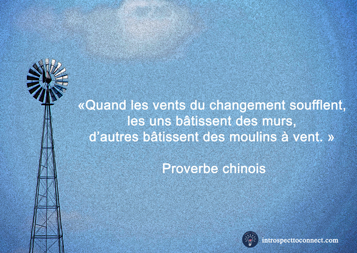 changement proverbe chinois miniature