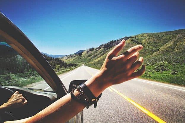 Le bonheur est un voyage, et non une destination.