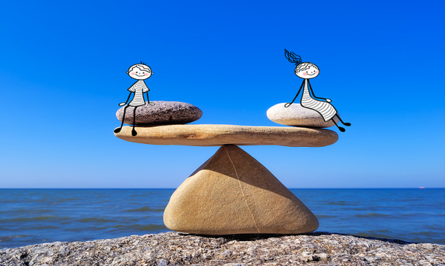 Équilibre du bonheur –  Jour 5