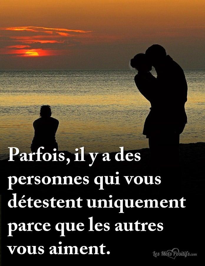 foto de La jalousie Citation positive et proverbe positif Les Mots Positifs com