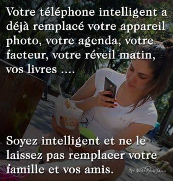 Soyez intelligent