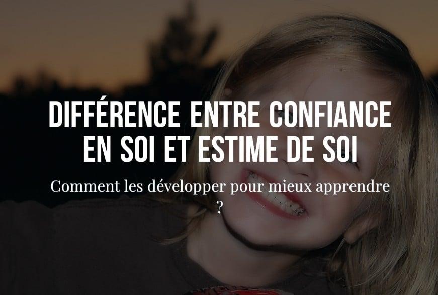 Citation Confiance, Estime de Soi et Congruence