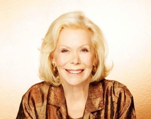 Cette Grande Dame n'est plus…  Louise L. Hay