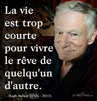 Citation hommage à Hugh Hefner (1926 – 2017)