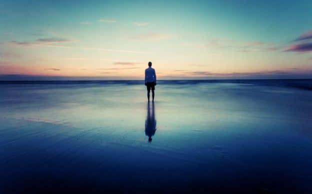Le vide ou l'abandon de soi