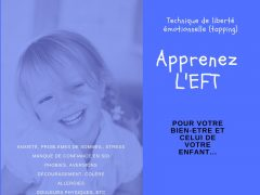 Apprenez L'EFT pour vous et votre enfant (1)