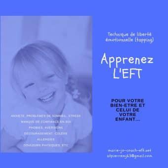 Le bien-être de votre enfant ?  Solution EFT