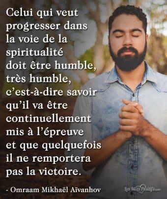 La voie de la spiritualité selon Omraam Mikhaël Aïvanhov