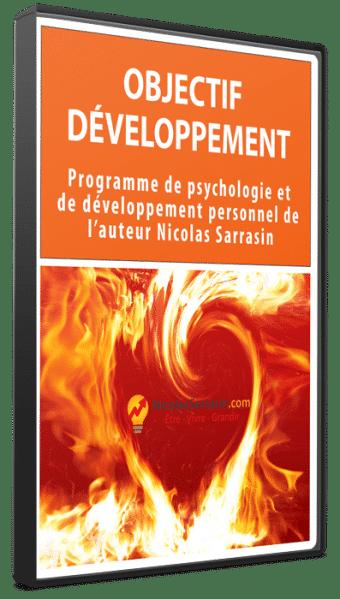 Programme de coaching par courriel «Objectif Développement»