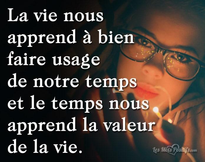 Citation Sur La Vie Et Le Temps Forumhulp