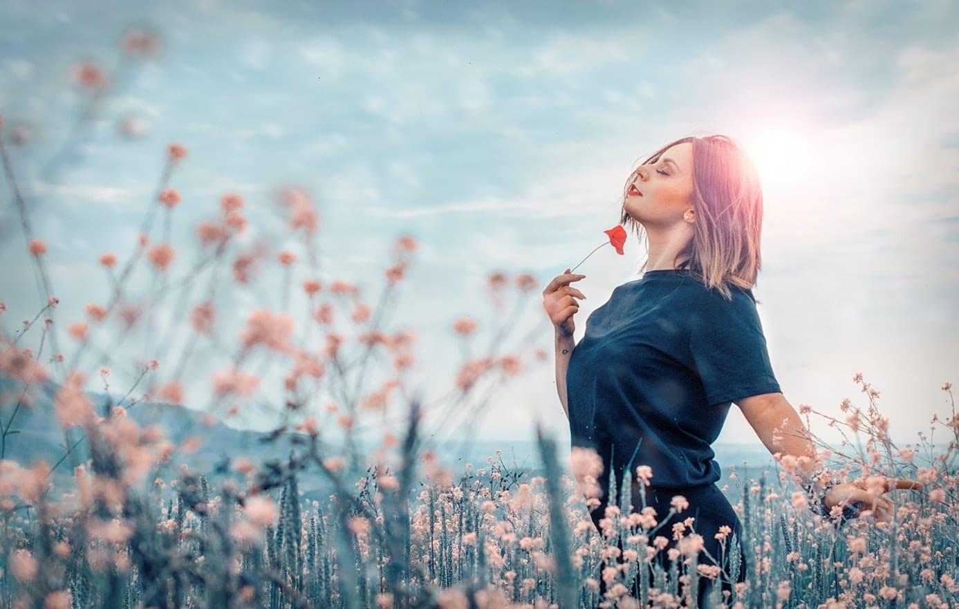 Citation 7 façons de nettoyer vos chakras et d'améliorer votre vie intime