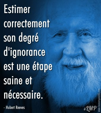 Estimer correctement son ignorance