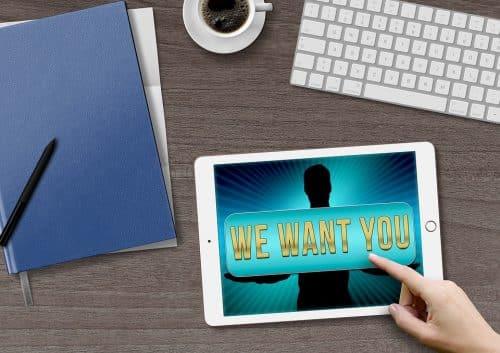 Une recherche d'emploi: c'est de l'ACTING