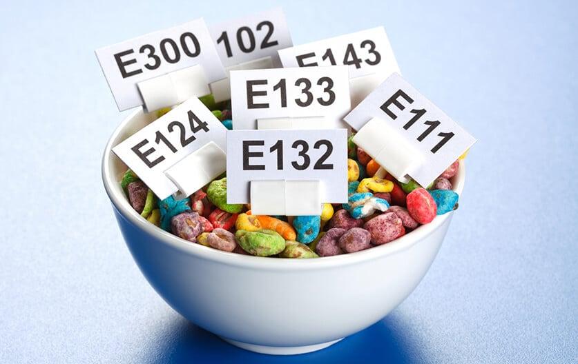 Citation 5 additifs alimentaires à éviter pour garder votre santé