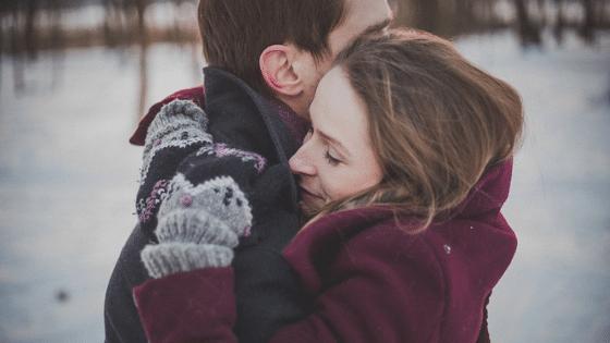 Citation Les gestes d'affection ont le pouvoir de tout changer