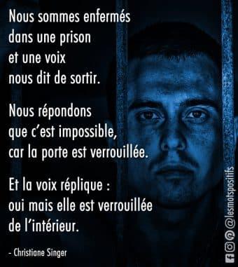 La prison émotionnelle des croyances limitantes