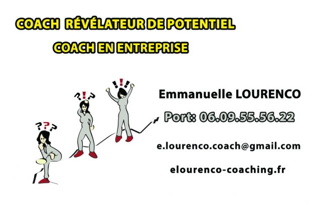 Emmanuelle Lourenco Coaching